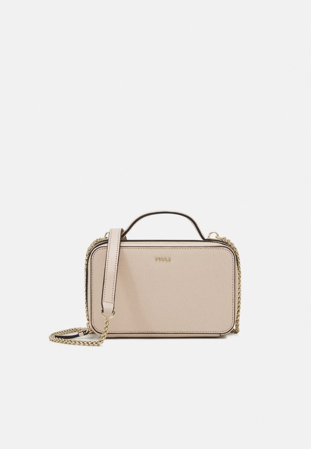BABYLON MINI CROSSBODY - Olkalaukku - light pink