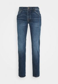 JJIGLENN JJFOX AGI NOOS - Slim fit jeans - blue denim