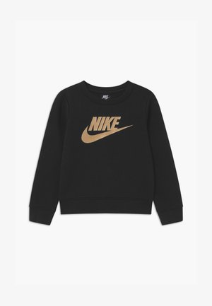 GIRLS CREW - Sweatshirt - black