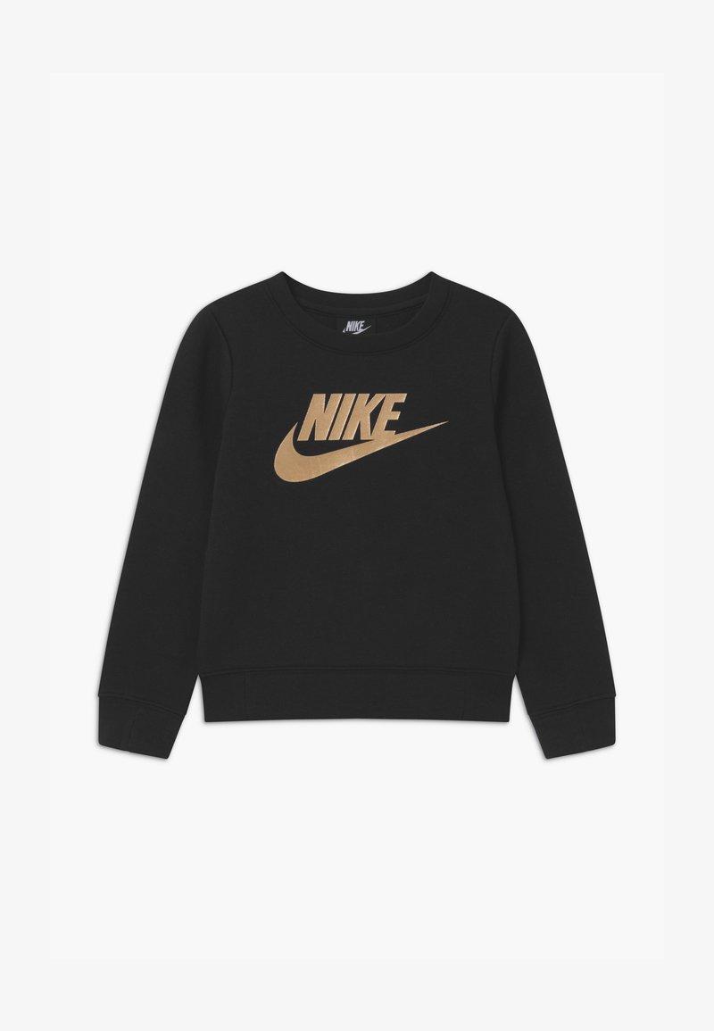 Nike Sportswear - GIRLS CREW - Sudadera - black