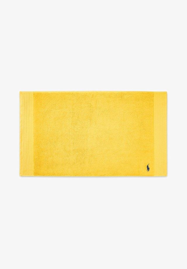 Beach towel - jaune