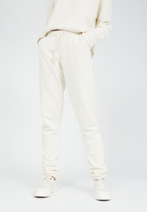 IVAA UNDYED - Tracksuit bottoms - undyed