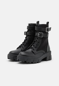 RAID - TYLIN - Bottines à lacets - black - 2