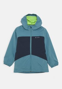 Vaude - KIDS ESCAPE 3IN1 JACKET - Outdoorová bunda - blue gray - 0