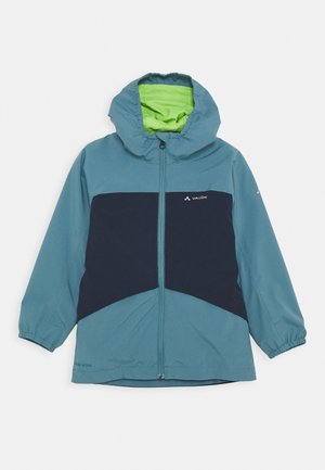 KIDS ESCAPE 3IN1 JACKET - Outdoor jacket - blue gray