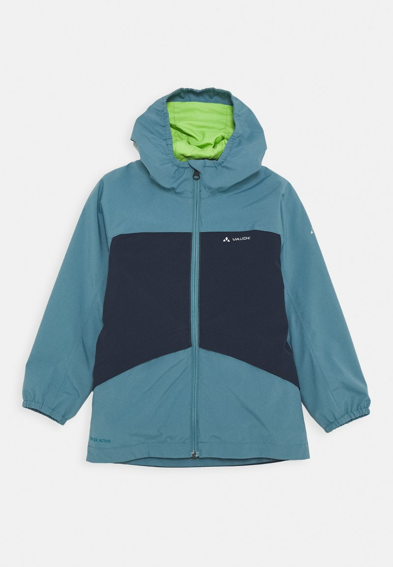 Vaude - KIDS ESCAPE 3IN1 JACKET - Outdoorová bunda - blue gray