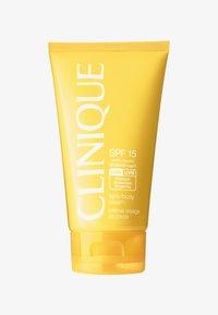 Clinique - SPF15 FACE & BODY CREAM - Crema solare - - - 0