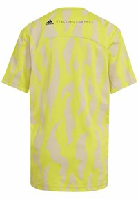adidas by Stella McCartney - TEE - Triko spotiskem - yellow - 1