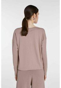SET - Basic T-shirt - rose - 2