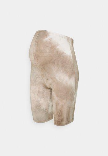 MLHARMON BIKER - Shorts - smoke gray