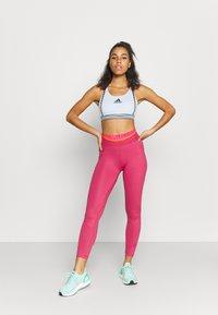 adidas Performance - Tights - wild pink - 1