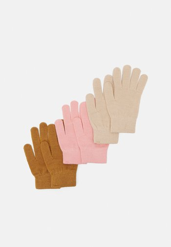 FILLA GLOVES 3 PACK UNISEX - Gloves - multicoloured