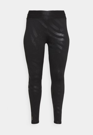 ONPONAY TRAINING - Tights - black