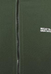 Regatta - AREC  - Fleece jacket - forest/black - 2