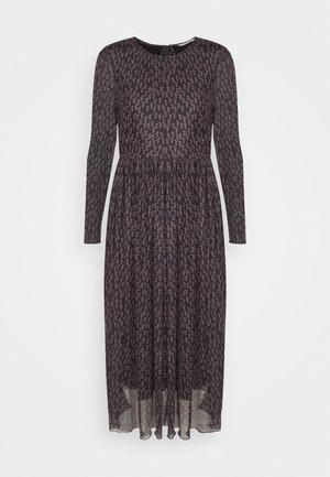 NUFREJA DRESS - Maxi šaty - caviar