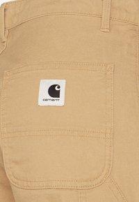 Carhartt WIP - PIERCE PANT - Trousers - tan - 5