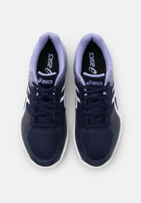 ASICS - GEL TACTIC - Volleyball shoes - peacoat/white - 3