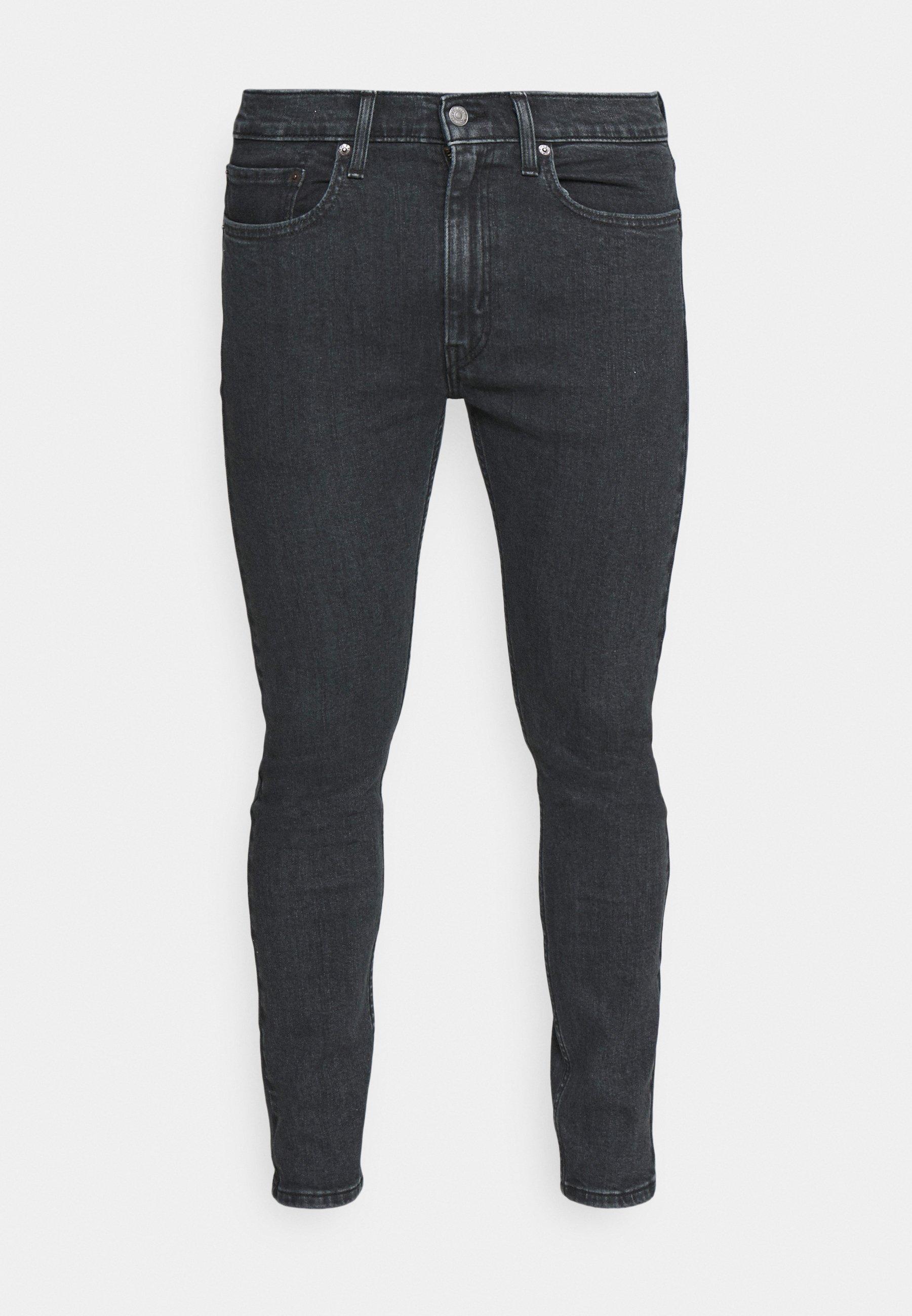 Men 519™ EXT SKINNY HI BALLB - Jeans Skinny Fit - monarda black
