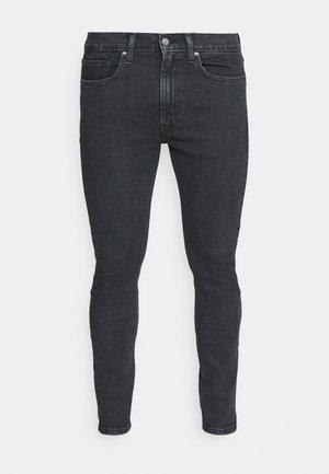 519™ EXT SKINNY HI BALLB - Jeans Skinny Fit - monarda black