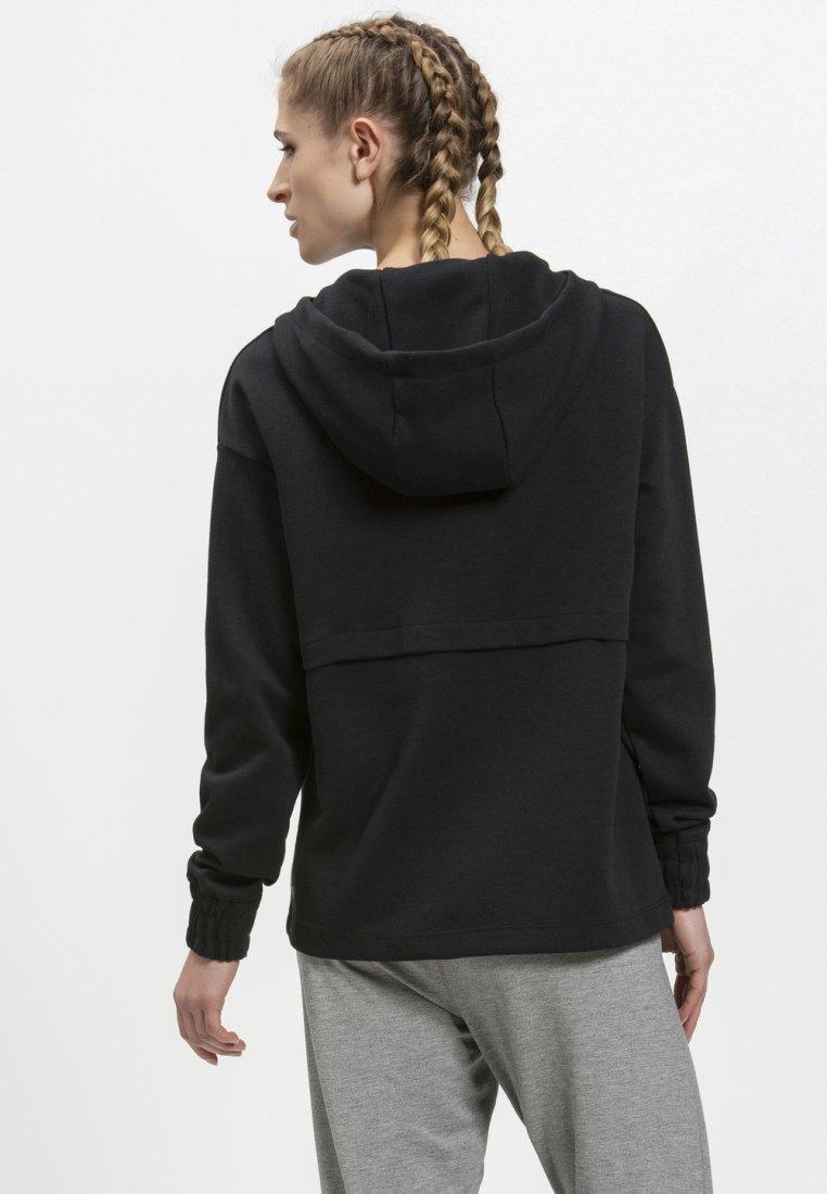 Endurance KASA  - Hoodie - black - Dames jas Ontwerper