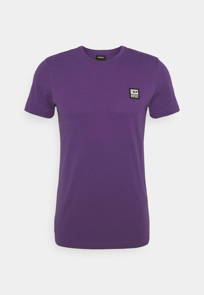 Diesel - DIEGOS - Basic T-shirt - purple