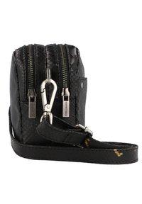 Cowboysbag - BOBBIE - Across body bag - snake black/gold - 3