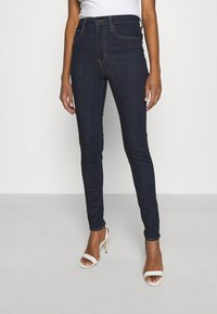 Levi's® - MILE HIGH SUPER SKINNY - Jeans Skinny Fit - blue denim - 0