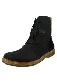 El Naturalista - ANGKOR - Lace-up ankle boots - black - 1