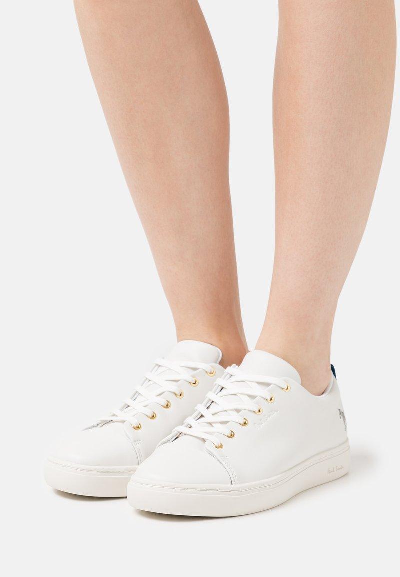 Paul Smith - LEE - Sneakersy niskie - white
