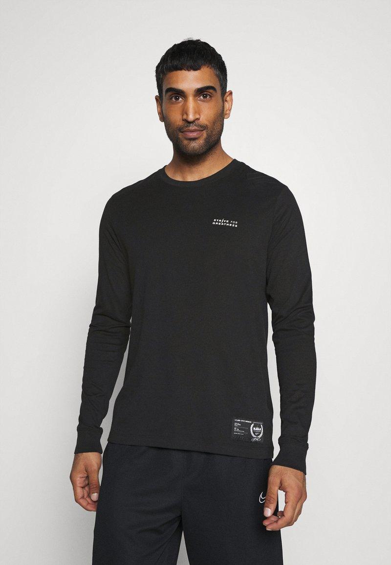 Nike Performance - LEBRON JAMES DRY TEE - Camiseta de deporte - black