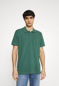 Mustang - PABLO - Polo shirt - mallard green - 0