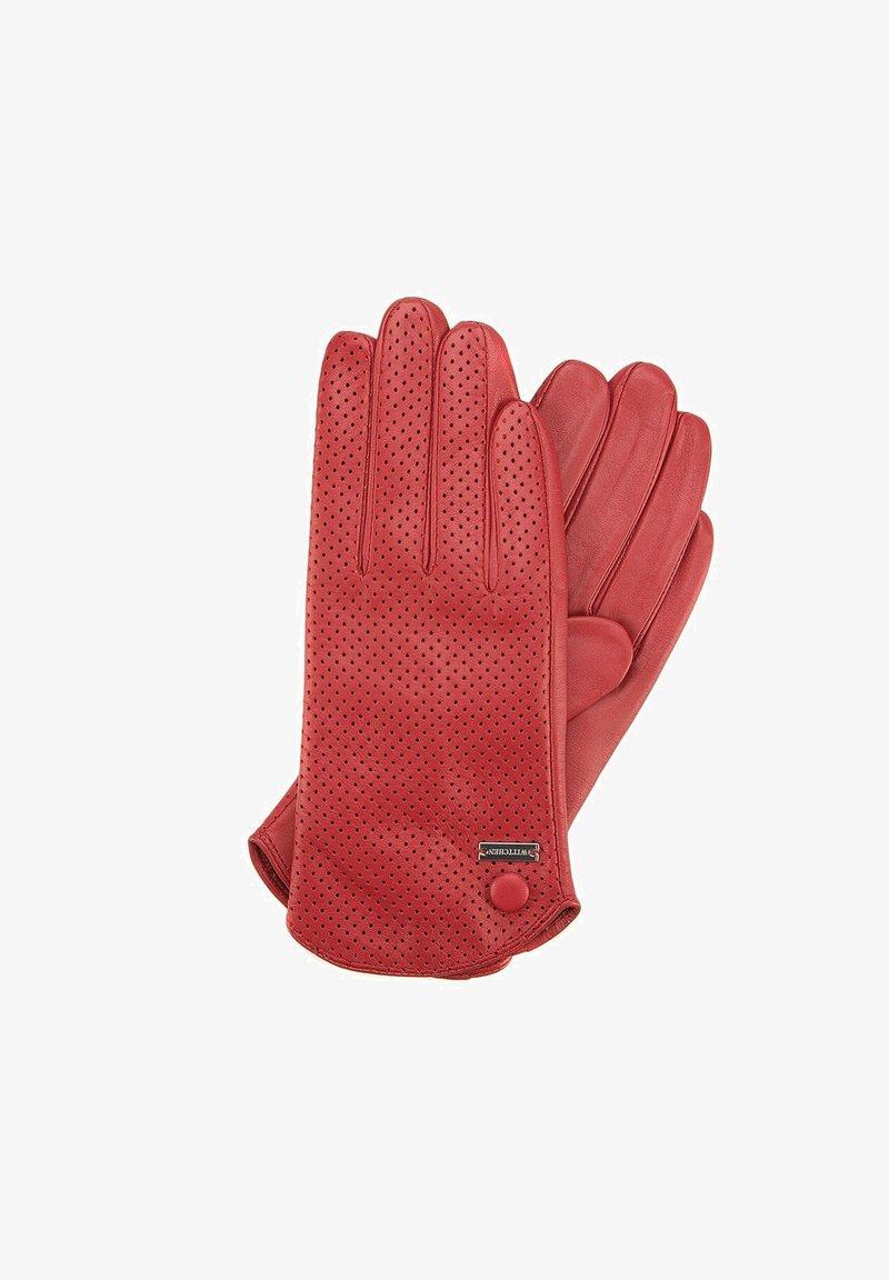 Wittchen - Gloves - rot