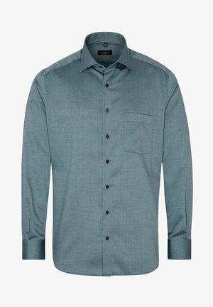 ETERNA - MODERN FIT - HERREN LANGARM HEMD - Shirt - blau