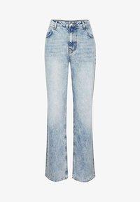 River Island - Straight leg jeans - blue - 4