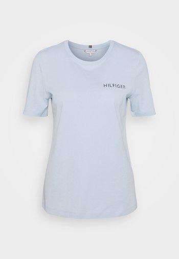 REGULAR TEE - T-shirts - breezy blue