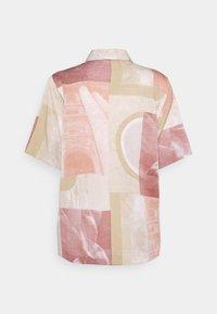 Tiger of Sweden Jeans - HIN - Košile - pink melange / offwhite - 1