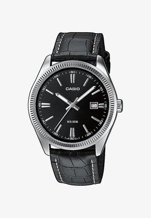 Horloge - schwarz/silberfarben