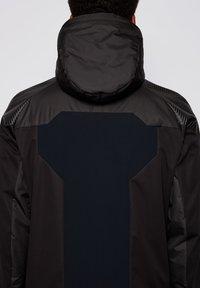 BOSS - J_CERRO - Zip-up hoodie - black - 4