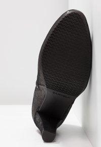 Carvela Comfort - ROSS - Korte laarzen - black - 6