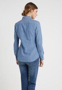 Polo Ralph Lauren - CHAMBRAY  - Button-down blouse - cobalt - 2