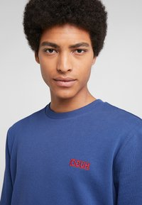 HUGO - DRICK - Sweatshirts - medium blue - 3