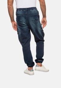 JP1880 - FLEXNAMIC® - Jeans Tapered Fit - dark blue - 1