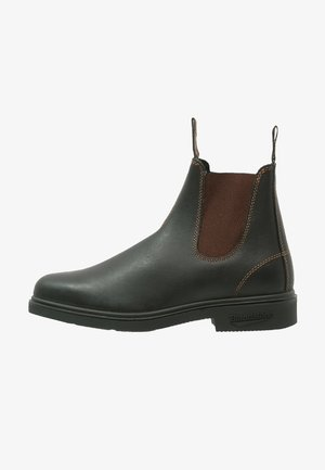 063 DRESS SERIES - Classic ankle boots - dark brown