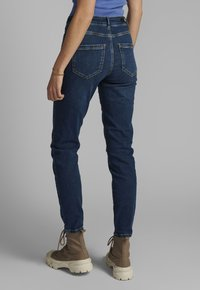 Nümph - NUCANYON  - Slim fit jeans - medium blue denim - 1