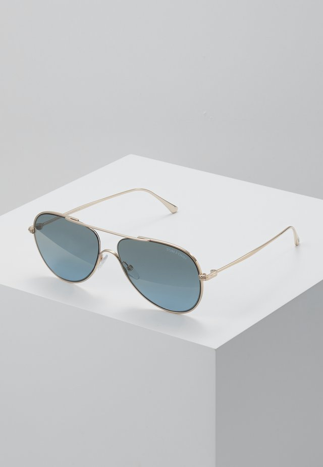 Solbriller - gold-coloured