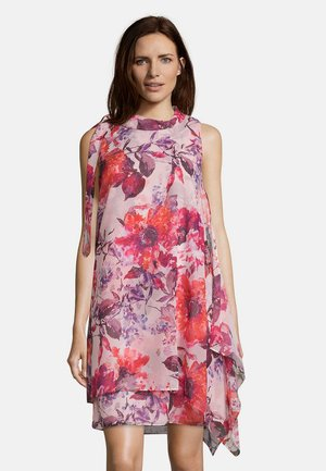 MIT BLUMENPRINT - Day dress - light pink