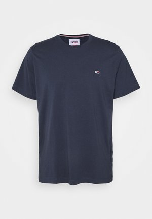 TJM CLASSIC JERSEY C NECK - T-shirts basic - twilight navy