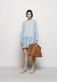 CECILIE copenhagen - DRESS - Day dress - cloud - 1