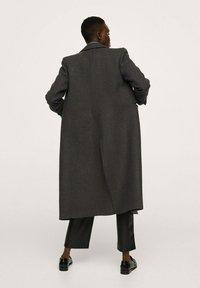 Mango - SAPIENS - Classic coat - bleu marine - 1