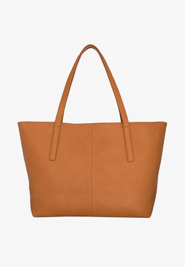 MANON - Shopper - brown